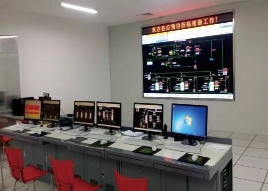 上海和黄药业—自动化提取车间